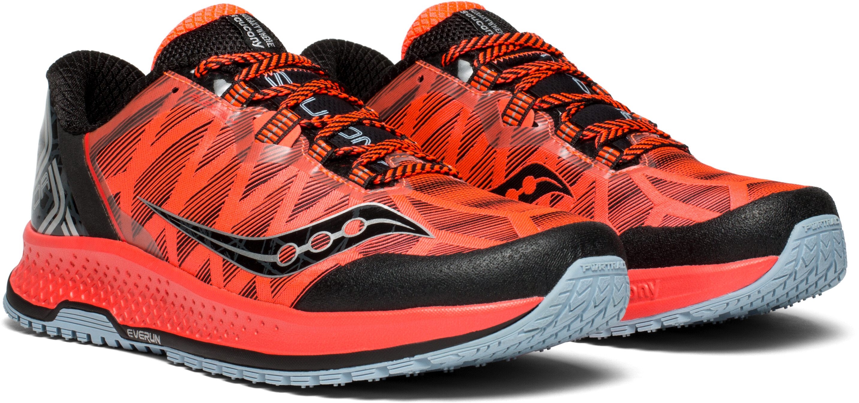f0e416c1431 saucony Koa TR - Chaussures running Homme - rouge noir - Boutique de ...